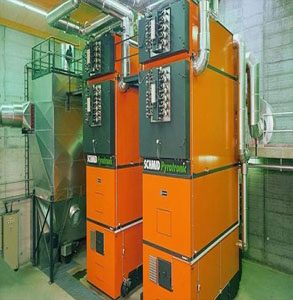 A typical System Boiler System
