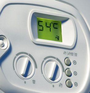 Combi Boiler Control Panel