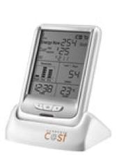 Home energy saving monitor