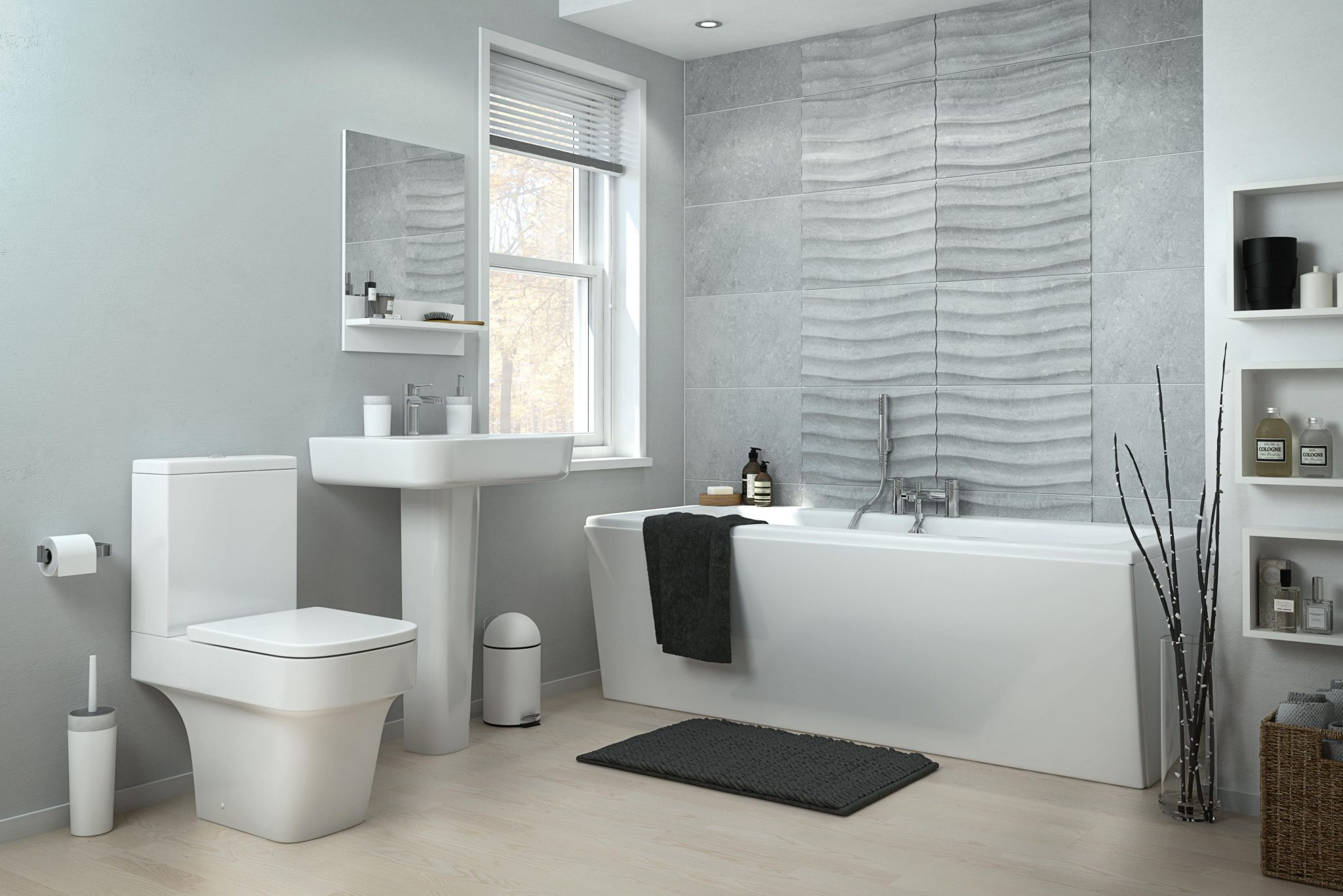 Bathrooms Installation u0026 Refurbishment in Warrington u0026 St Helens