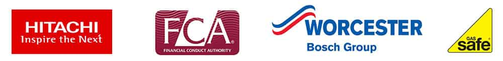Boiler company logos
